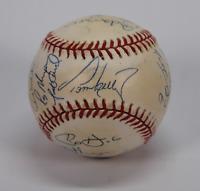 1996 Minnesota Twins team signed autographed baseball! RARE! AMCo LOA!