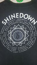 Shinedown Amaryllis Graphic design Tour T Shirt Size Small