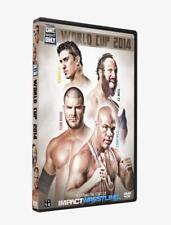 TNA One Night Only: World Cup 2014 DVD, Impact Wrestling Kurt Angle EC3