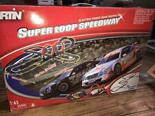 Slot Car Race Track Super Loop Speedway Racing Set Sets Artin Kid's Hobby 1:43