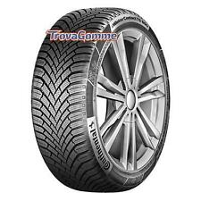 KIT 4 PZ PNEUMATICI GOMME CONTINENTAL WINTERCONTACT TS 860 165/70R14 81T  TL INV