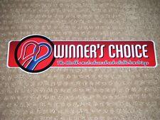 Winners Choice Strings Sticker (Last 1)