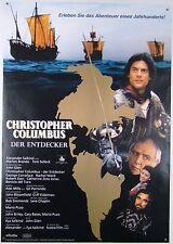 Christopher Columbus - Der Entdecker - Filmplakat DIN A1 (gerollt)