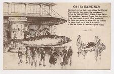 oh ! la sardine