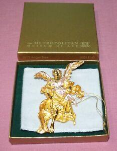 Metropolitan Museum of Art MMA 2012 Angel Tree Christmas Ornament