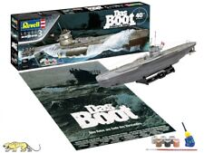 Revell 05675 Das Boot - 40th Anniversary - Collectors Edition - 1:144