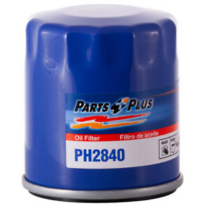 2 New Engine Oil Filters  Parts Plus PH2840 Free US Shipping