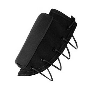 Bio-Kleen Tactical Rifle Cheek Pad w/Tie Down System Black 90CP00BK