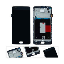 LCD Screen Touch Screen Digitizer + Frame Replacement For Oneplus Three 3 CN