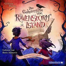 BORIS ALJINOVIC - DIE GEHEIMNISSE V.RAVENSTORM ISLAND (2: SCHIFF) 2 CD NEU