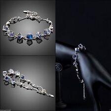 Modeschmuck-Armbänder im Armspange-Stil mit Strass