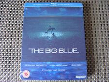 Blu Steel 4 U: The Big Blue : Limited Edition Steelbook : Sealed