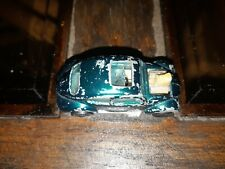 Hot Wheels Redline Custom Volkswagen Beetle 1967 Green