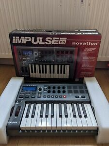 Novation Impulse 25 MIDI Keyboard