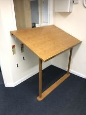 More details for lectern stand / architectural drawing stand / drawing board - oak wood bespoke