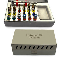 BASIC Dental Implant UNIVERSALE OSSO EXPANDER KIT compressione CONICO TRAPANI CE