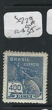 Brazil (P1302Bb) 400R Sc 229 Mnh