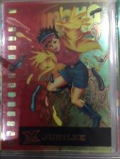 Ultra Fleer X-men Card - Suspended Animation - Jubilee