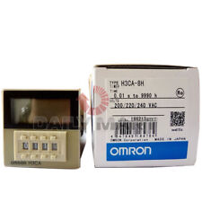 New Omron H3CA-8H Solid-State Timer Relay 200/220/240VAC H3CA8H Module Unit 1PC