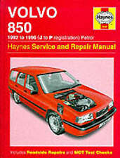 Workshop Manuals Volvo 1996 Car Service & Repair Manuals