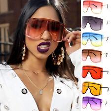 Unisex Oversized Sunglasses Women 2020 Fashion Outdoor Visor Shades Men Eyewear