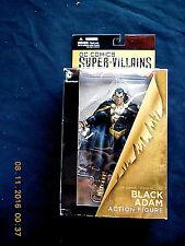 DC COLLECTIBLES SUPER VILLAINS BLACK ADAM ACTION FIGURE!! NEW!