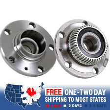 2 Rear Wheel Hub Bearing Assembly For Audi TT VW Golf Gti Jetta Beetle Rabbit