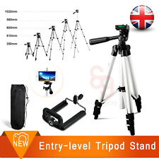 Tripod Stand Digital DSLR for Nikon Holder Canon Panasonic Sony Camcorder Camera