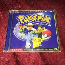 Pokemon: Gotta Catch 'em All. Music from the hit TV series cd album