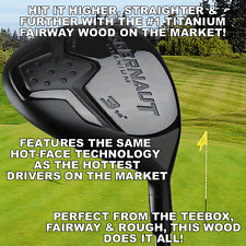 MINI DRIVER TAYLOR FIT MADE ILLEGAL DISTANCE ACCURACY PGA HOT Beta-Ti HiCOR CLUB