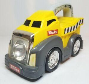 Tonka Truck Flashlight Force Lite Command Flashlight Works Good Condition