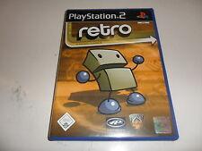 PlayStation 2  PS 2  Retro - 8 Arcade Classics