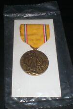 New ListingUs Ww Ii Medal Full Size American Defense Service