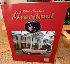 1982 ELVIS PRESLEY SOFTCOVER BOOK: GRACELAND OFFICIAL GUIDEBOOK