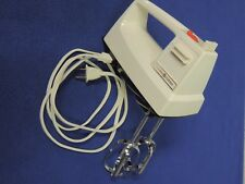 Vintage General Electric 3-Speed Electric Hand Mixer with Beaters D1M24
