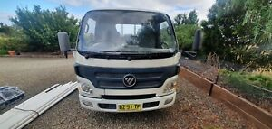 foton aumark truck 2014 model tabletop low ks good condition
