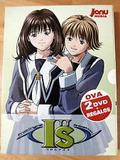 DVD Anime Manga Ova IS 2 discos + Regalos