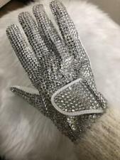 Swarovski gloves Michael Jackson party golf gloves