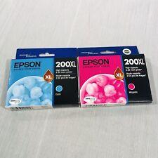 GENUINE Epson 200XL Inks Warranty Expired