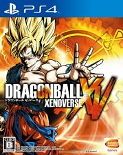 DRAGON BALL XENOVERSE para PS4 en CASTELLANO - ENTREGA HOY