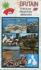 1981 Booklet: Accommodation List/Location: Torquay, Paignton & Brixham