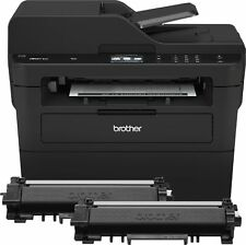 Brother - MFC-L2750DW XL Wireless Black-and-White All-In-One Laser Printer - ...
