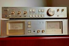 Luxman C03 Preamp and MO2 Amplifier - Hi-end Audiophile
