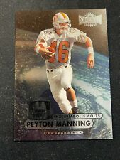 New listing 1998 Skybox Metal Universe Peyton Manning Rc Colts Rookie Tennessee Vols HOF