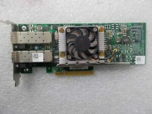 Dell Y40PH Broadcom 57810S Dual Port 10Gb Converged Network Adapter