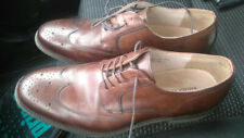 Men's shoes Banana Republic Digby Brogue - BROWN  9M