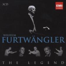 Wilhelm Furtwängler - The Legend (NEW CD)