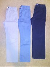 3 Pair Lot Size 12 Boys Chinos Slacks Dress Pants Uniform The children's place