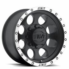 Mickey Thompson 90000020082 Classic Baja Lock 16x10 Wheel RIM; BC: 8x6.5/BS: 4.5