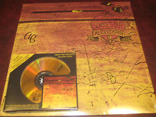 ALICE COOPER SCHOOL'S OUT 180 GRAM VINYL LIMITED EDITION + 24 KARAT GOLD RARE CD
